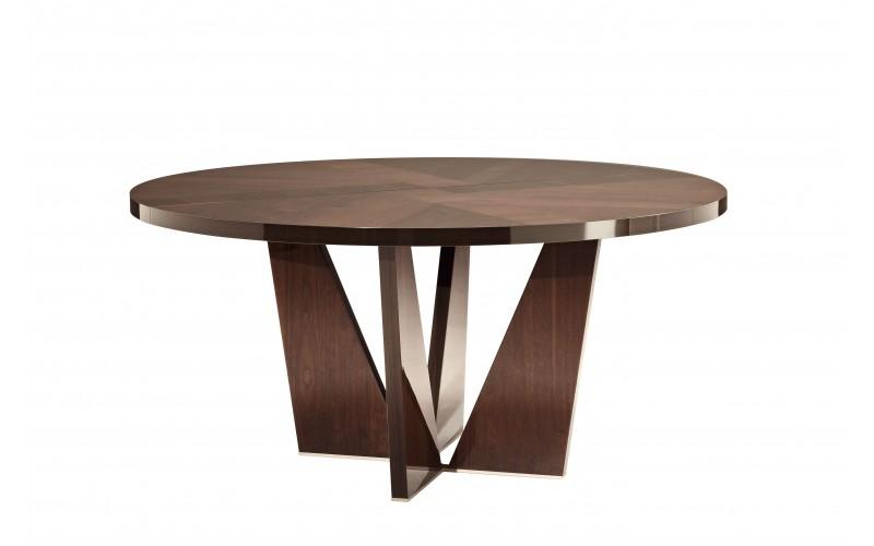 Apvalus valgomojo stalas Bellagio