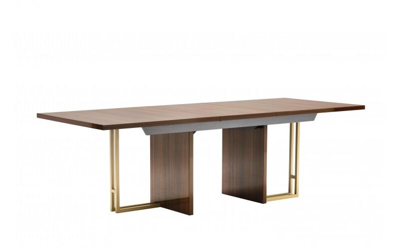 Valgomojo stalas Mid Century