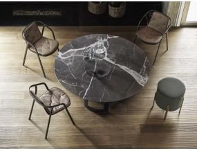Apvalus valgomojo stalas Imperial Round