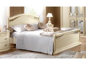 Siena Avorio Legno lova su atrama kojūgalyje
