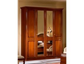 Torriani noce spinta 4 durų su veidrodžiais