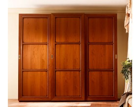 Torriani noce spinta 3 slankiojančių durų