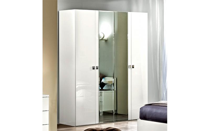 Spinta Onda White 4 durų (su veidrodžiu)