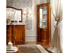 Torriani noce kampinė indauja su veidrodžiu