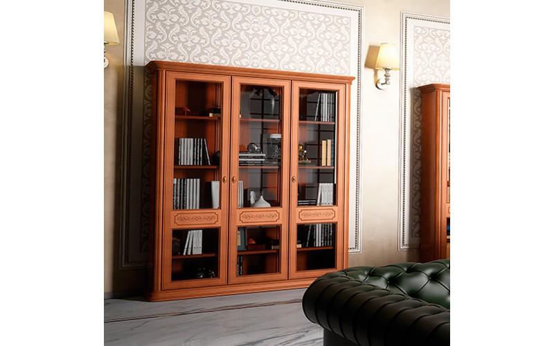 Knygų spinta Torriani ufficio 3 durų