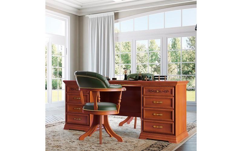 Rašomasis stalas Torriani ufficio  190 cm (su stalčiais)