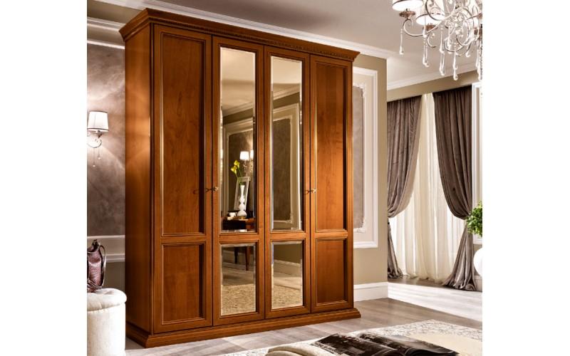 Spinta Treviso 4 durų su veidrodžiais