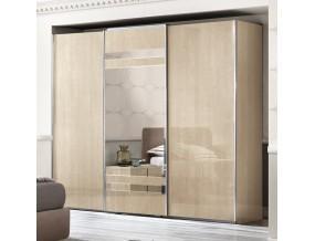 Ambra spinta 3 stumdomų durų (su veidrodžiu)