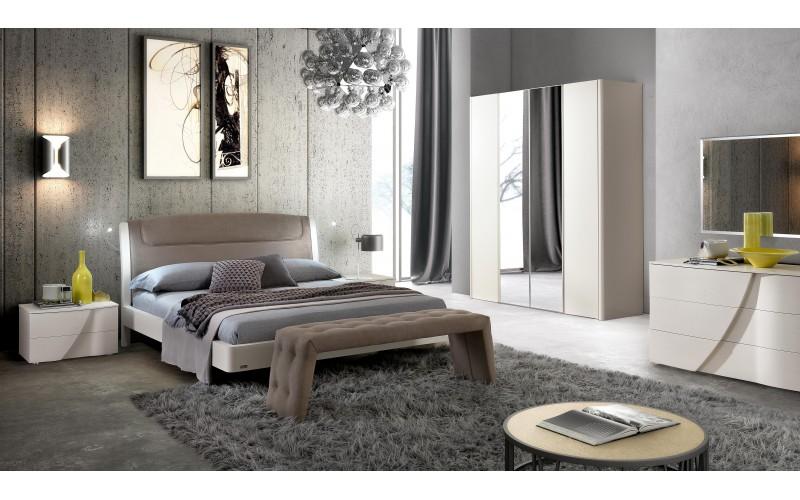 Miegamojo baldų komplektas Luna