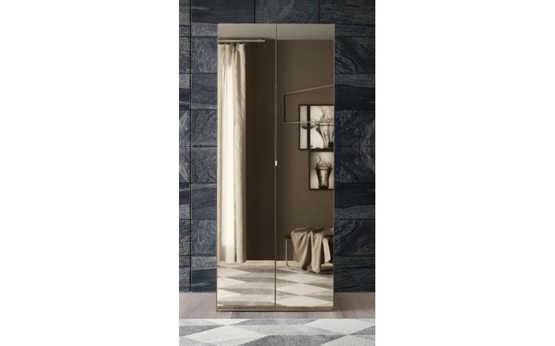 Spinta Storm 2 durų (su veidrodžiais)