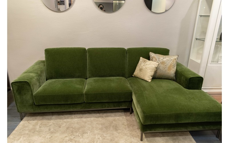 Kampinė sofa Peppy- ekspozicinė