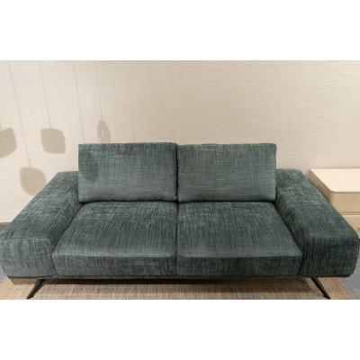 Mėlyna Sofa-ekspozicinė