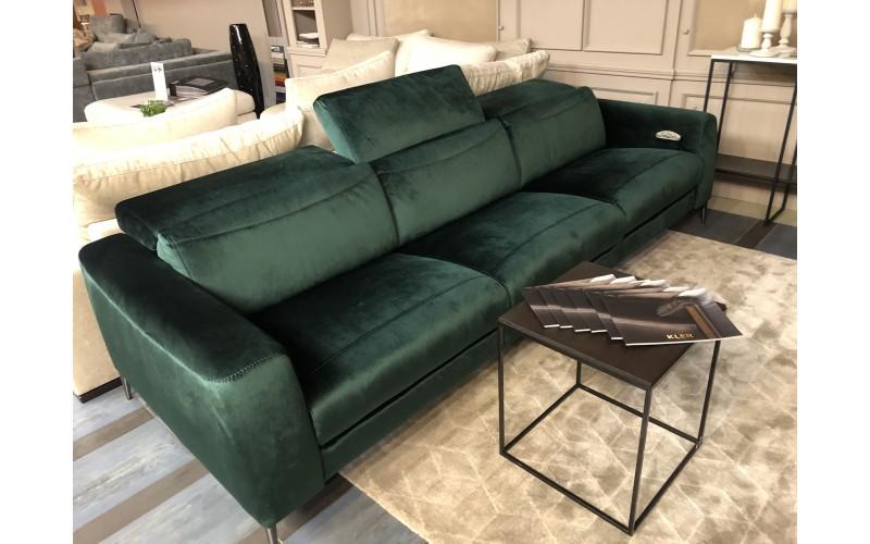 Sofa Capriccio trivietė -ekspozicinė