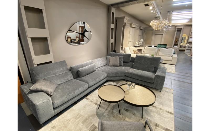 Kampinė sofa Horizon-ekspozicinė
