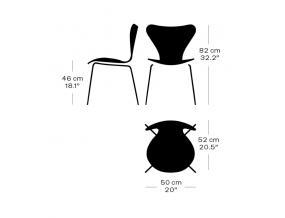 Kėdė Series 7