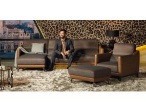 Kampinė sofa Diva