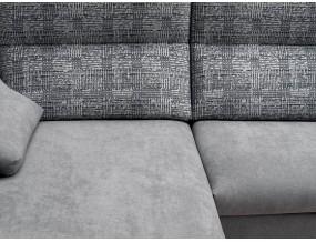 Kampinė sofa Capohorn