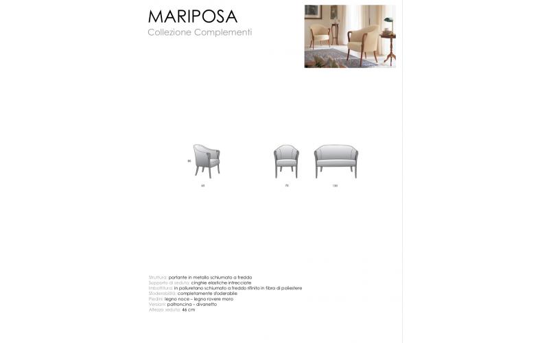 Fotelis Mariposa