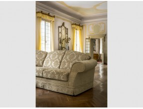 Kampinė sofa Ottomano