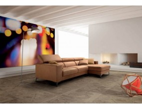 Flare kampinė sofa