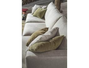 Glammy kampinė sofa