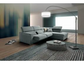 Glint kampinė sofa