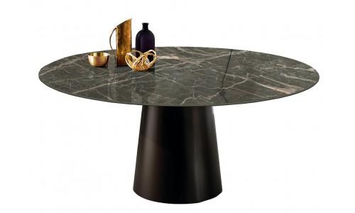 Apvalus valgomojo stalas Totem