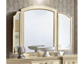 Torriani Avorio veidrodis su dviem šoniniais veidrodžiais