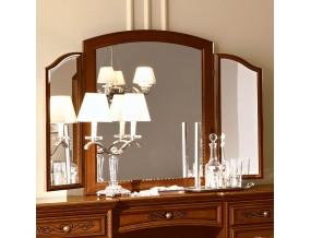 Torriani veidrodis su dviem šoniniais veidrodžiais