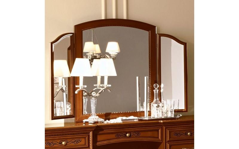Veidrodis Torriani su dviem šoniniais veidrodžiais